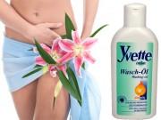 Yvette intim Waschöl
